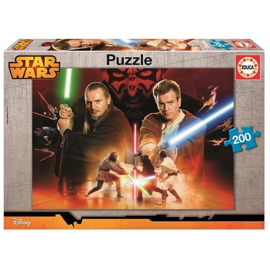 Star Wars, Pussel 200 bitar