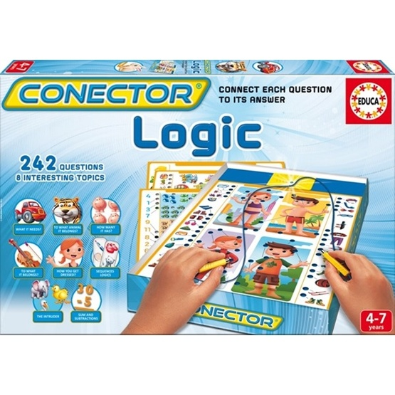 Educa, Conector, Logik