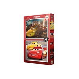 Educa, Disney Cars 3 - pussel 2x48 bitar