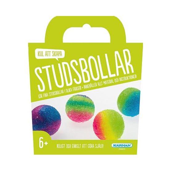 Kärnan, Kul att skapa Mini - Studsbollar