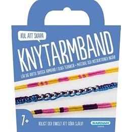 Kärnan, Kul att skapa Mini - Knytarmband