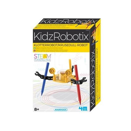 4M, KidzRobotix - Klotterrobot