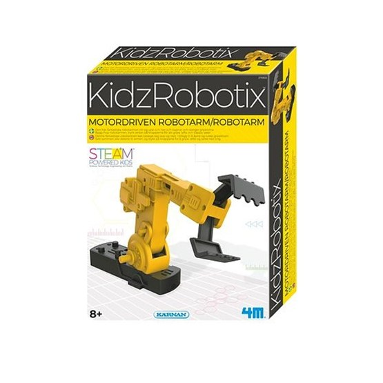 4M, KidzRobotix - Robotarm