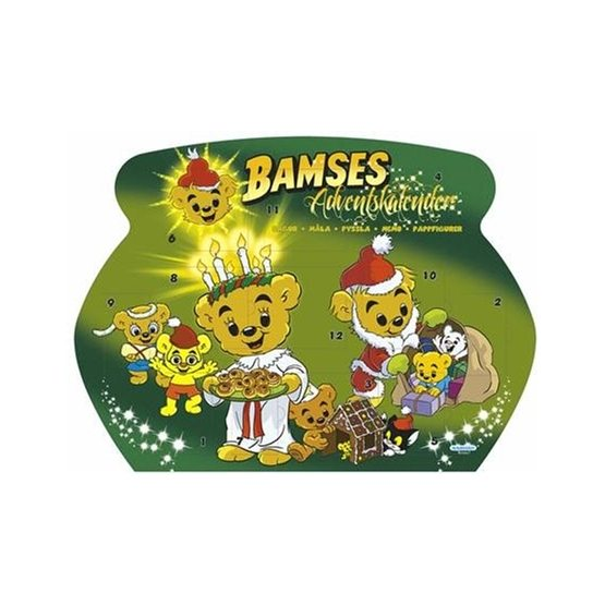 Bamse Adventskalender 2019