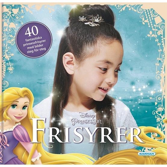 Disney Princess, Prinsessor Frisyrer 114 sidor