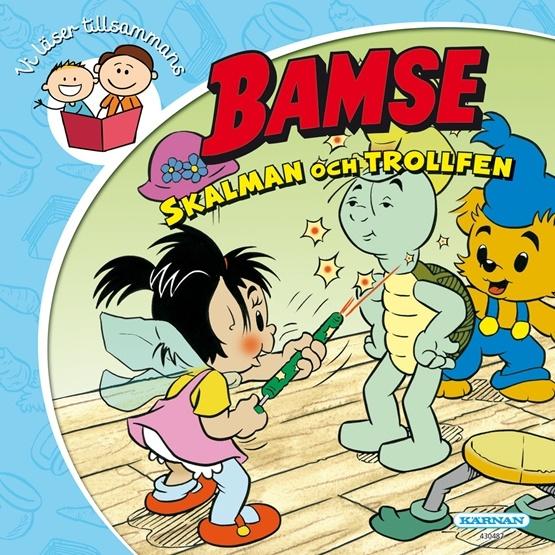 Bamse, Vi läser tillsammans - Skalman
