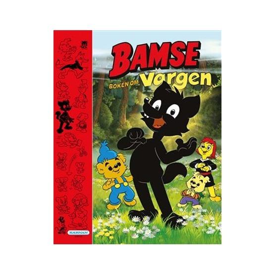 Bamse, Boken om Vargen