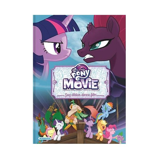 My Little Pony, the Movie filmbok
