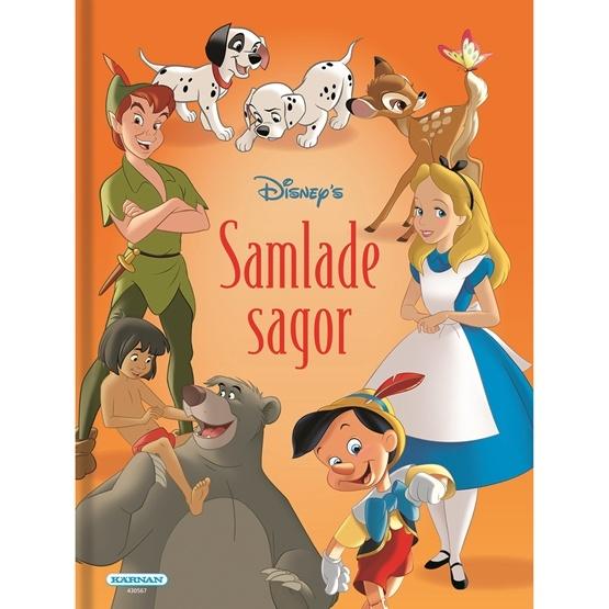 Disney, Sagobok