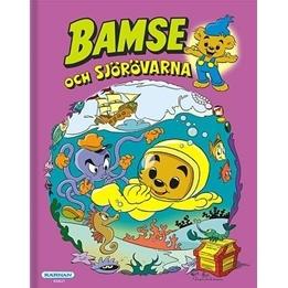 Kärnan, Bamse & sjörövarna