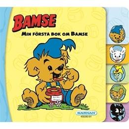 Bamse, Min första bok om Bamse