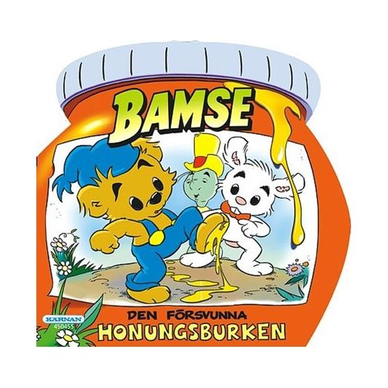 Bamse, Och den försvunna honungsburken