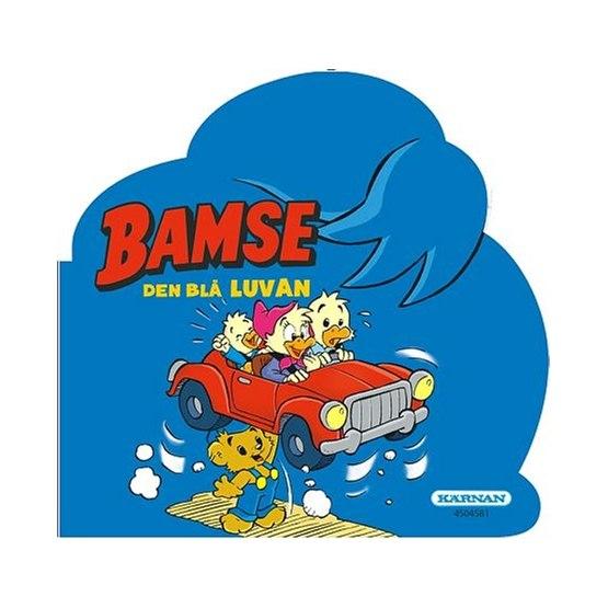 Bamse, Den blå luvan