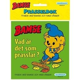 Bamse, Prasselbok