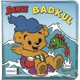Bamse, Badbok Badkul