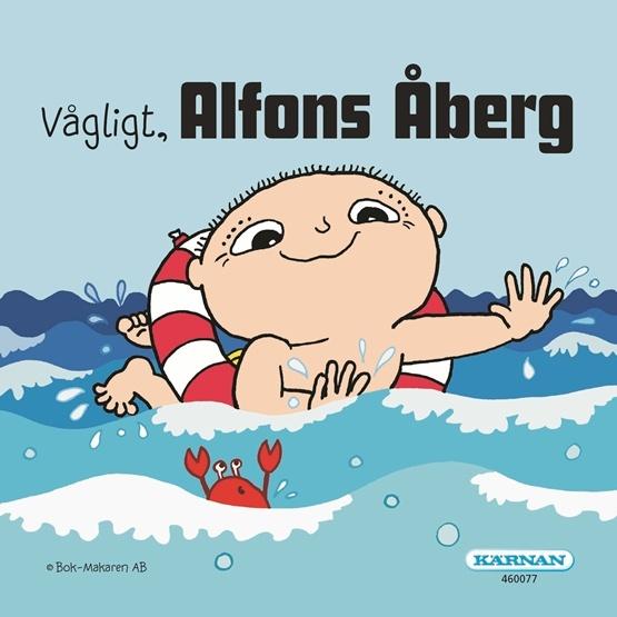 Alfons Åberg, Vågligt, Alfons Åberg
