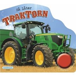 Kärnan, Så låter traktorn Ljudbok
