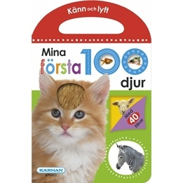 Kärnan, Mina 100 första djur Flikbok