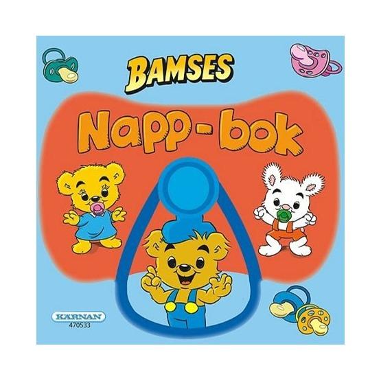 Bamse, Bamses nappbok