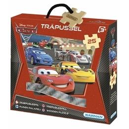 Disney Cars 3, Askpussel 25-bitar