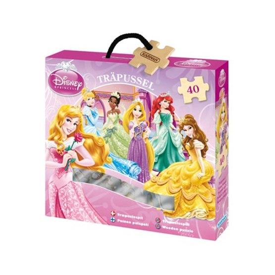 Disney Princess, Kärnan Pussel 40 bitar