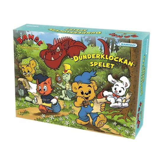 Bamse, Dunderklockan-spelet