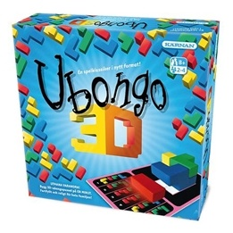 Kärnan, Familjespel Ubongo 3D