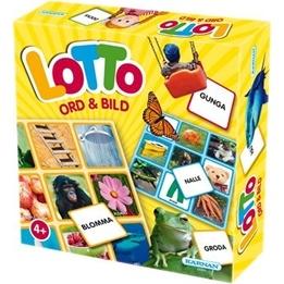 Kärnan, Lotto - Ord & Bild