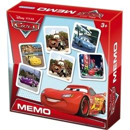 Disney Cars, Memo