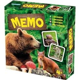 Kärnan, Memo - I skogen