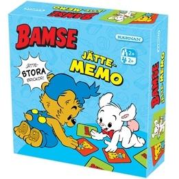 Bamse, Jätte-Memo