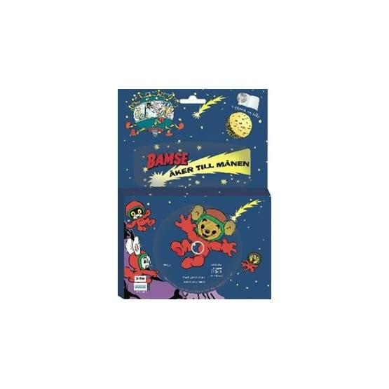Bamse, Ljudbok & Bok Bamse Åker Till Månen