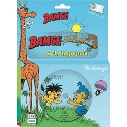 Bamse, Ljudbok & Bok Bamse & Lejonet