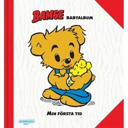 Bamse, Babyalbum Min första tid