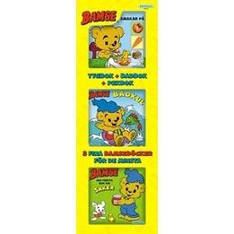 Bamse Presentpack - 3 böcker