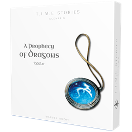 T.I.M.E. Stories A Prophecy of Dragons (Exp.) (Eng)