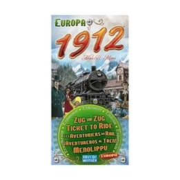 Days of Wonder, Ticket to Ride: Europa 1912 (Exp.)