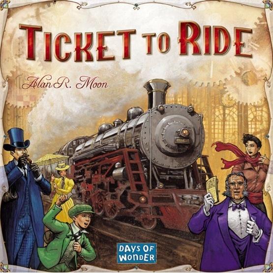 Days of Wonder, Ticket to Ride (Sv)