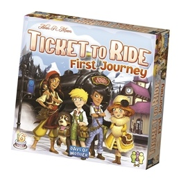 Days of Wonder, Ticket to Ride: First Journey