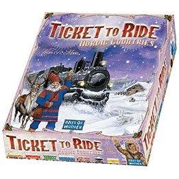 Days of Wonder, Ticket to Ride: Nordic Countries
