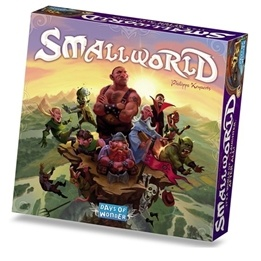 Days of Wonder -  Small World (Svenska)