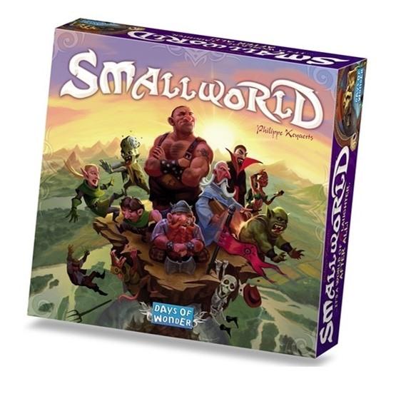 Days of Wonder, Small World (Sv)