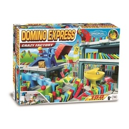 Domino Express, Crazy Factory