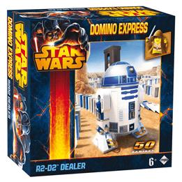 Domino Express, Star Wars R2-D2 Dealer