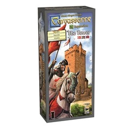 Carcassonne: Tower (Exp. 4) (Sv)