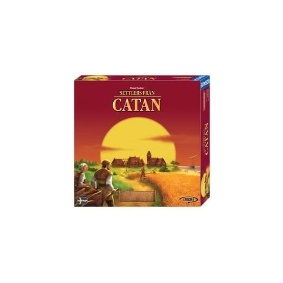 Settlers från Catan (Sv)