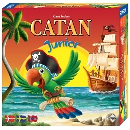 Settlers of Catan Junior (Sv)