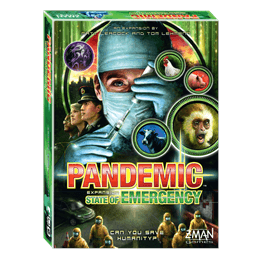 Pandemic: State of Emergency (Exp.) (Sv)