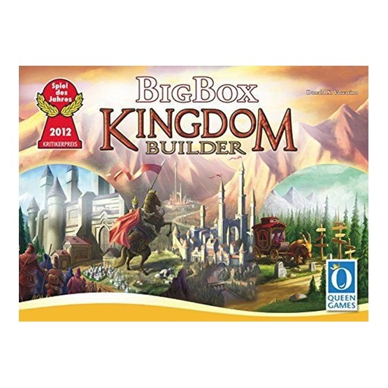 Kingdom Builder Big Box (Eng)