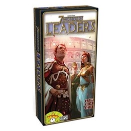 7 Wonders: Leaders (Exp.) (Sv)